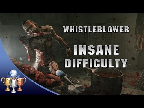 Outlast Whistleblower Insane Difficulty Walkthrough Speedrun w/ COMMENTARY - Bowelwhistler DLC