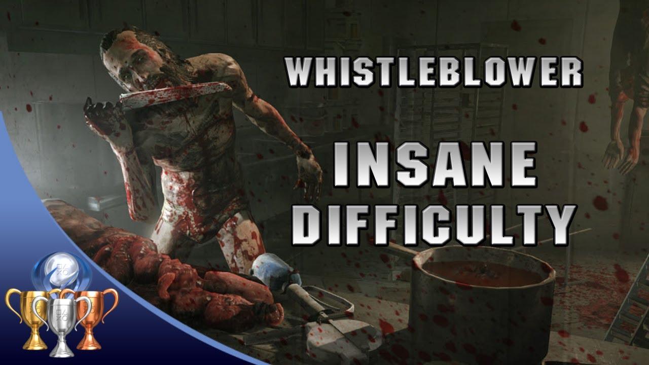 Download Outlast Whistleblower Insane Difficulty Walkthrough Speedrun w/ COMMENTARY - Bowelwhistler DLC
