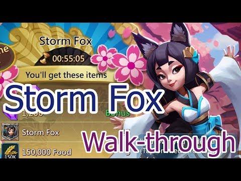 Storm Fox: Hero Basic Review