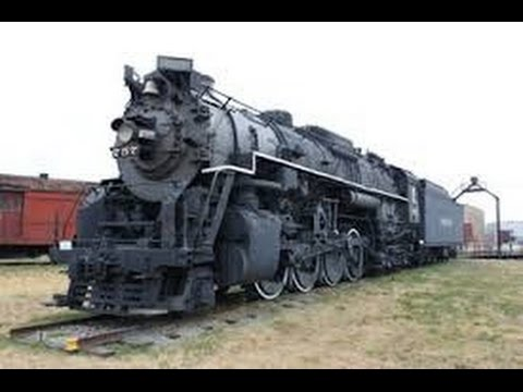 Video of Steamtown USA and the Rail Road Museum of Pennsylvania