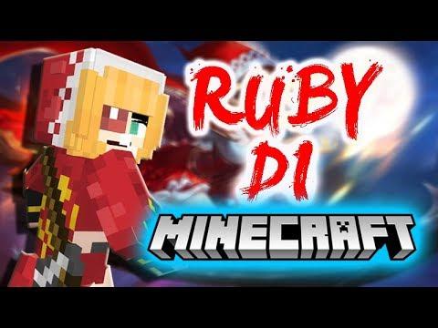 Ruby Di Minecraft - MINECRAFT ANIMATION INDONESIA