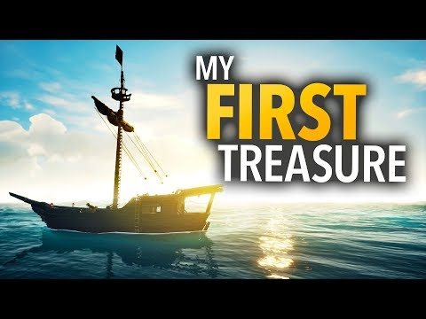 Sea of Thieves (Closed Beta) | My First Treasure Hunt