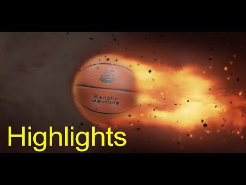 Rancho Gabriela Basketball Highlights FULL Version 2020