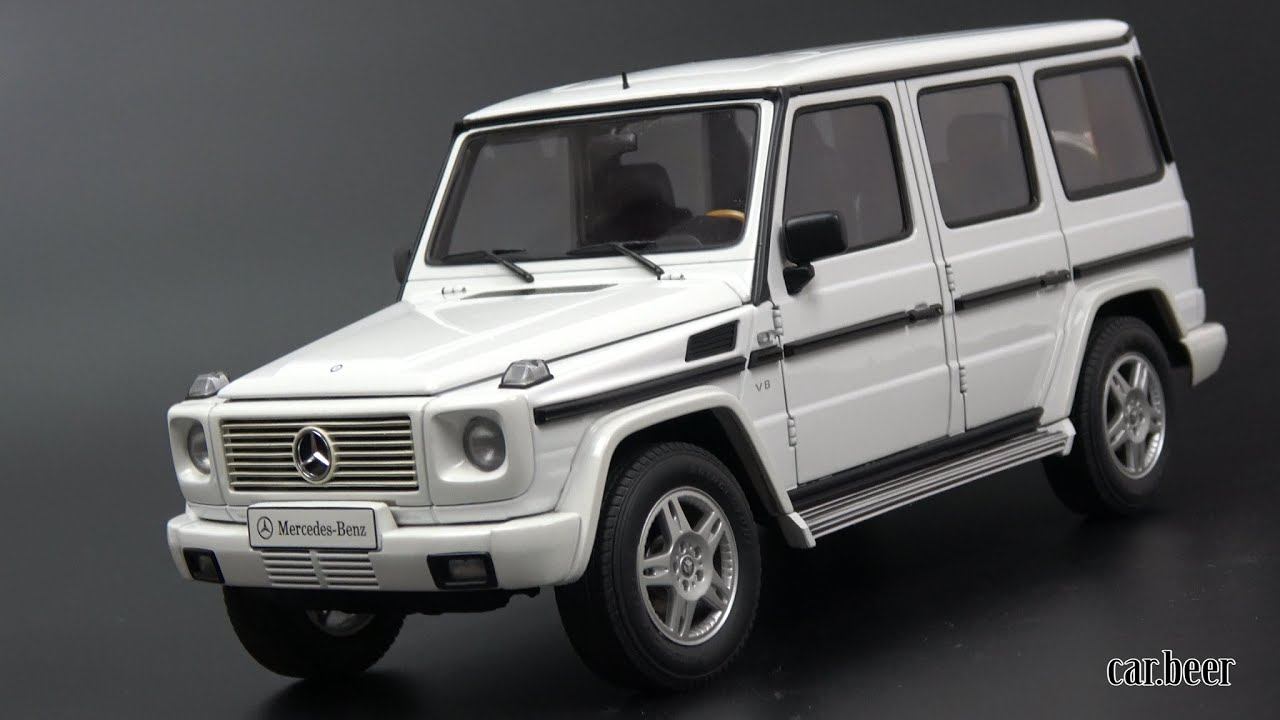 Autoart 2012 Mercedes Benz G500 Auto Electrical Wiring Diagram Automax Limit Switch Xcl 1 18 Review