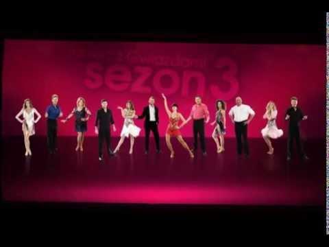 DANCING WITH THE STARS TANIEC Z GWIAZDAMI - TRZECIA EDYCJA - ZWIASTUN