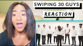 30 vs 1: Dating App In Real Life by Jubilee  | REACTION
