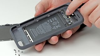 Inside The iPhone 6S Battery Case