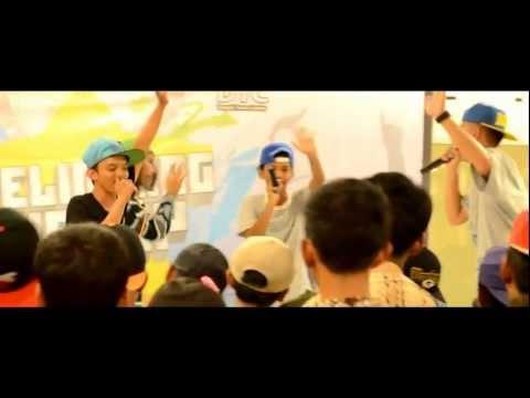 3GP RAPP feat Lasarus - Alkisah Emak Kotu ( Live Depok Town Center )