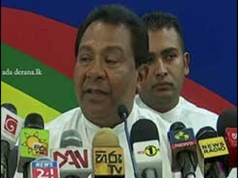 Will sit in opposition after SLFP central committee's decision - SB (English)