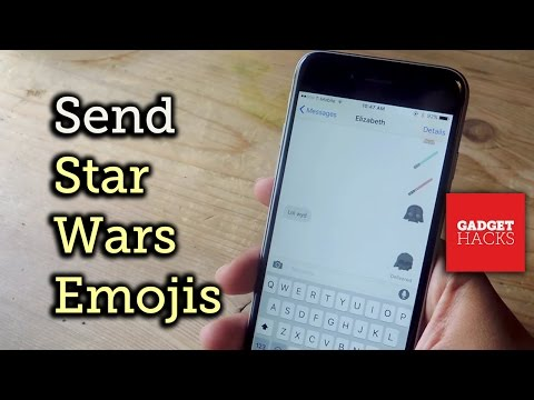 Send Star Wars Emojis Through Your Text Messages [How-To]