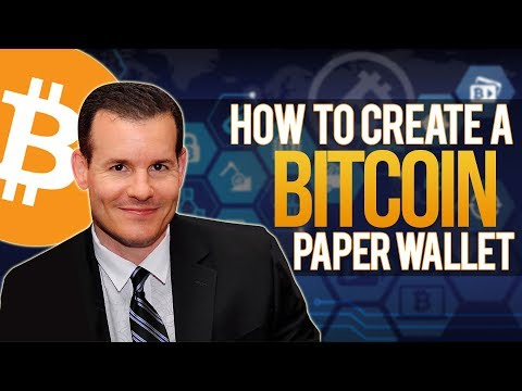 How To Create A Bitcoin Paper Wallet Using Bitaddress