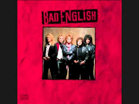 Bad english - Ghost in your heart (1989)