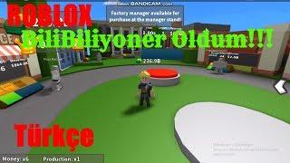 🍗 Roblox Bilibili gel Bilibili 🍗 | Roblox bilionário Sımulator | Roblox Türkçe