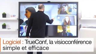 Pourquoi utiliser le logiciel pour écran interactif True Conf