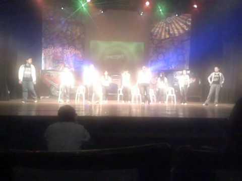 gel and reg dance