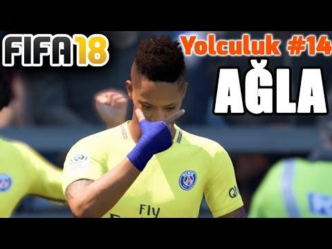 DELE ALLİ İLE FIRTINA GİBİYİZ!   FIFA 18 YOLCULUK #14