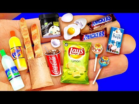 24-diy-miniature-food-realistic-hacks-and-crafts-collection!!!