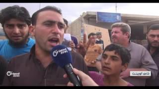 نازحو ريف حماه يطالبون الفصائل بالتوحد وصد قوات النظام