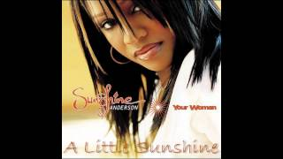 Watch Sunshine Anderson A Little Sunshine video