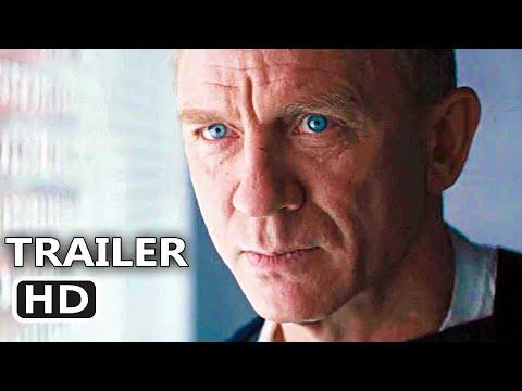 NO TIME TO DIE Trailer (New 2020) James Bond, Daniel Craig Action Movie HD