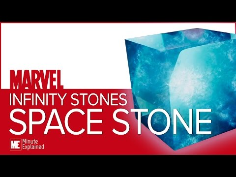 The INFINITY STONES: Part 3 | The Space Stone (MCU)