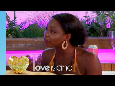 Samira Kicks Off Out of Nowhere | Love Island 2018