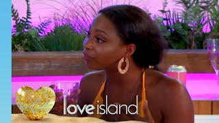 Samira Kicks Off Out of Nowhere | Love Island 2018