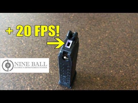 Nineball Gas Route Seal For Tokyo Marui Glock 17