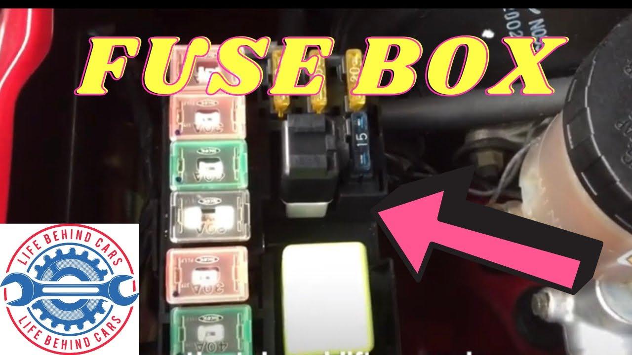 fuse box mazda mx5 mk1    mazda       mx5       fuse       box     amp  relay location rhd youtube     mazda       mx5       fuse       box     amp  relay location rhd youtube