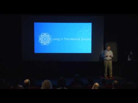 The beauty of social evolution | David Orban | TEDxTransmedia