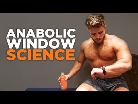 The Post-Workout Anabolic Window (MYTH BUSTED with Science)