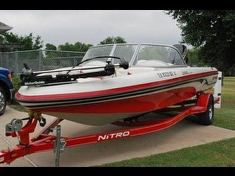 [SOLD] Used 2008 Nitro 20 288 Sport Fish/Ski In Allen, Texas