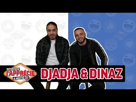 Youtube: Interview«J'apprécie à moitié» avec Djadja & Dinaz #48