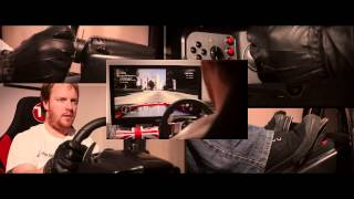 Trak Racer RS8 Mach II Premium Racing Simulator Cockpit PS3 PS4 iRacing