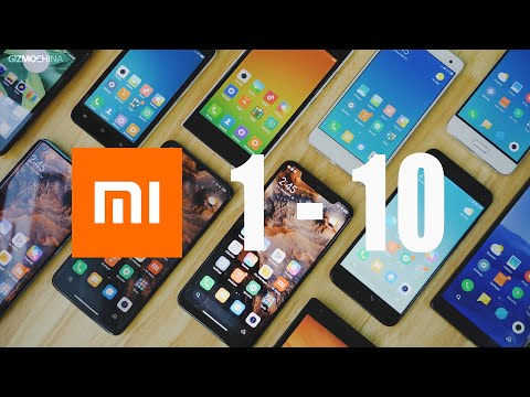 Mi 11 Preview: How Xiaomi flagships have EVOLVED - from Mi 1 to Mi 10!