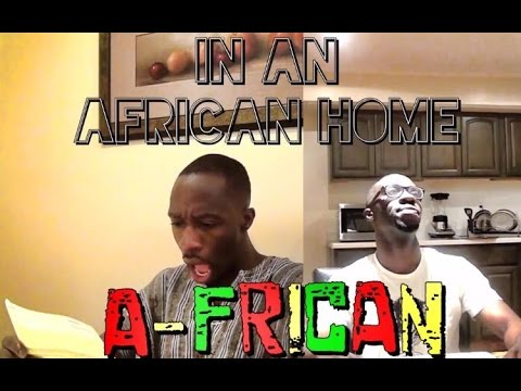 In An African Home: A-Frican