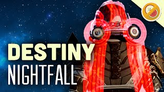 DESTINY Psion Flayers Nightfall (Dust Palace) Funny Gaming Moments