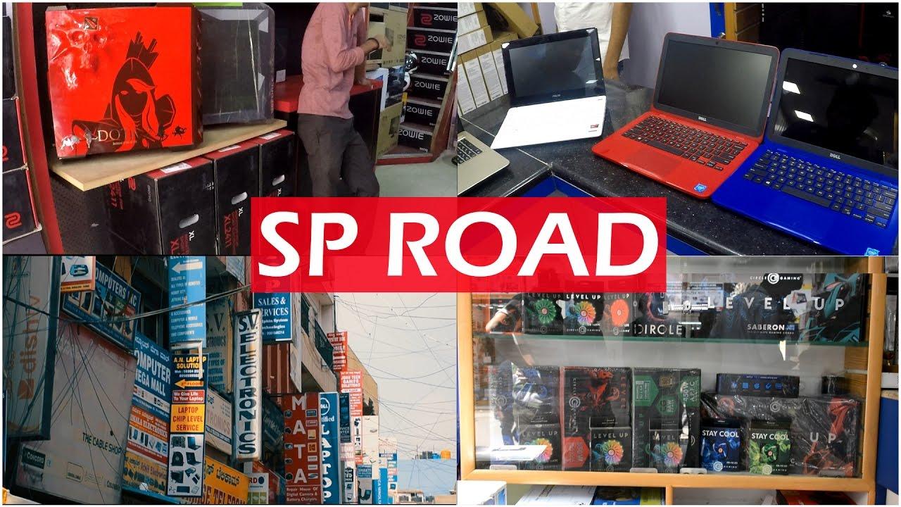 Sp Road Electronic Market Bangalore