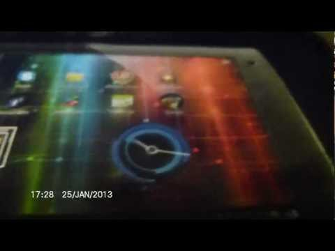 Распаковка планшета ф.PRESTIGIO Multipad 7.0 Prime