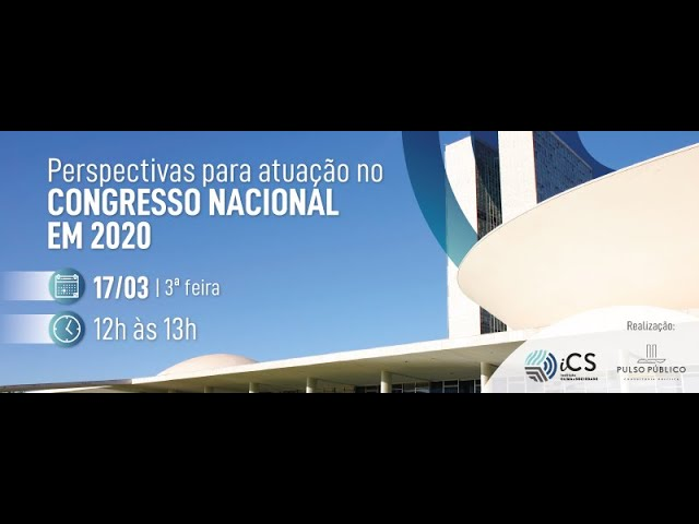 Webinar on the expectations of the National Congress in 2020