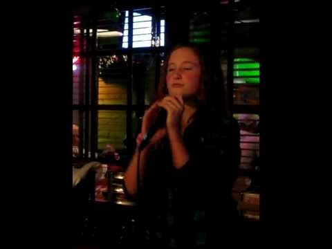 "9 year old Lauren Mask sings ""Rolling in the Deep"""