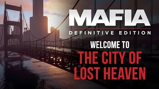 Mafia: Definitive Edition - Welcome to the City of Lost Heaven