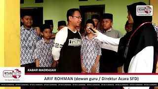 Kabar Madrasah   Kememeriahan Science Fun Day 2018   MTsN Denanyar News