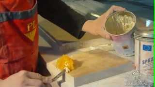 видео Изготовление гранитных каминов. Купить камин из гранита