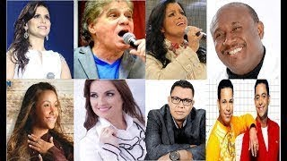 TOP 10 de Sucessos Gospel que marcaram epoca playlist gospel 2017 360p