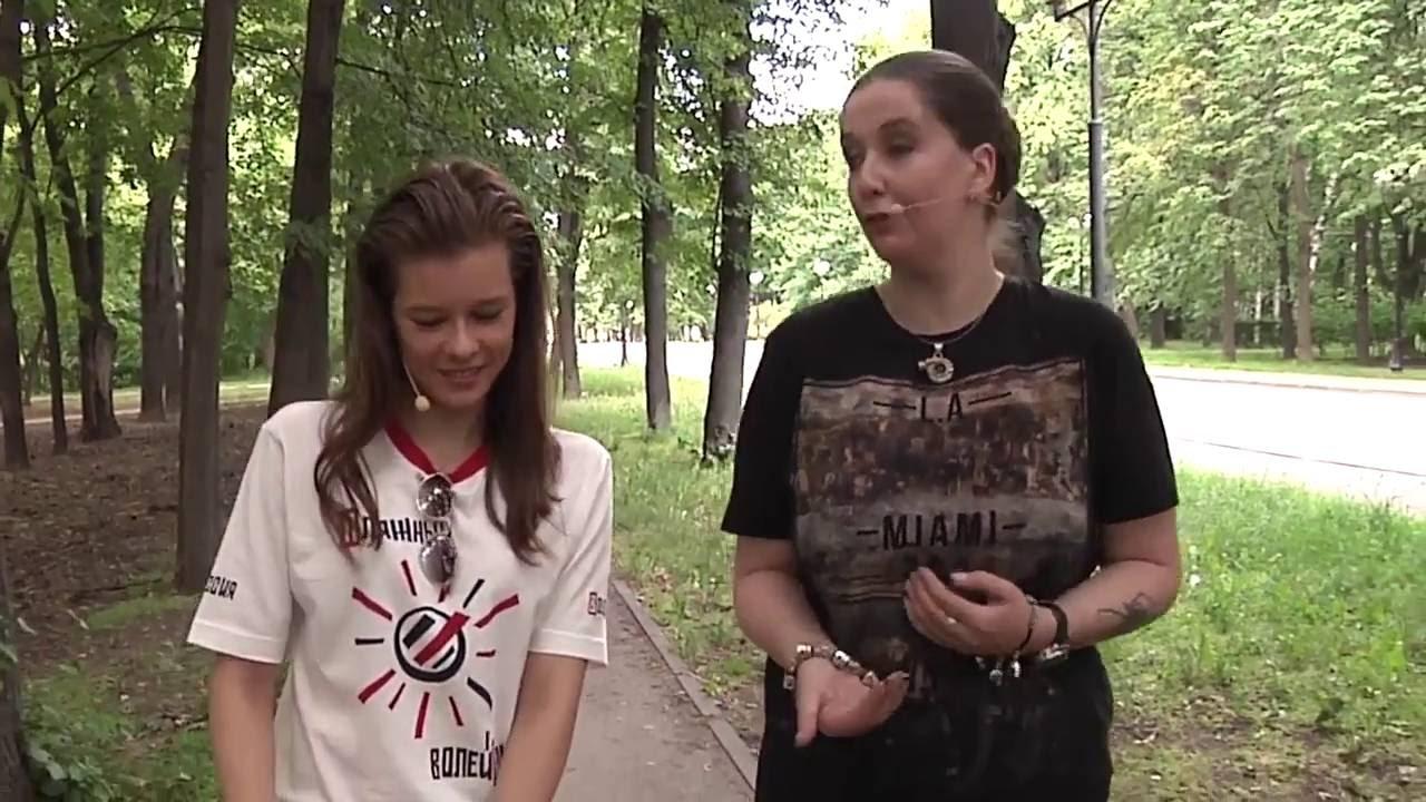 CAReninaTV Катерина Шпица передвигается по Москве на самокате!