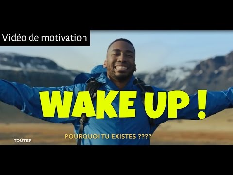 vid o de motivation ultra puissante hey you wake up vostfr traduction toutep youtube. Black Bedroom Furniture Sets. Home Design Ideas