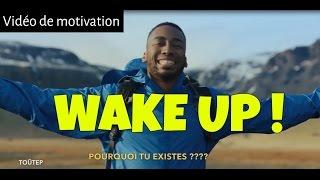 Vidéo de MOTIVATION Ultra PUISSANTE / HEY YOU WAKE UP ! VOSTFR (traduction Toutep)