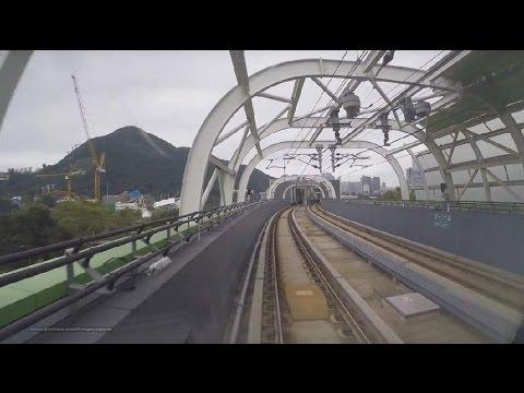 【Hong Kong Walk Tour】MTR South Island Line 港鐵南港島線