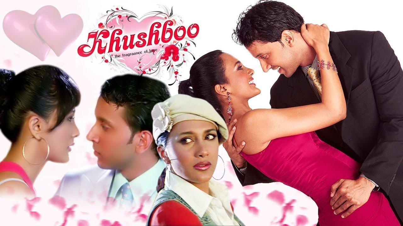 Latest Hindi Romantic Movie Khushboo New Hindi Movie In Hd Latest Bollywood Romantic Movies